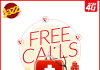 Jazz Super 4G free call to Doctor