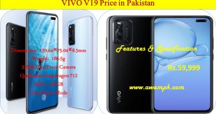Vivo V19 Features and Specifications