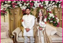 Pakistani Singer Haroon Marriage Pictures