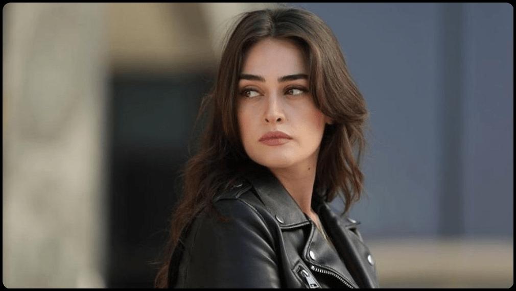 New photos of Turkish actress Halime Sultan