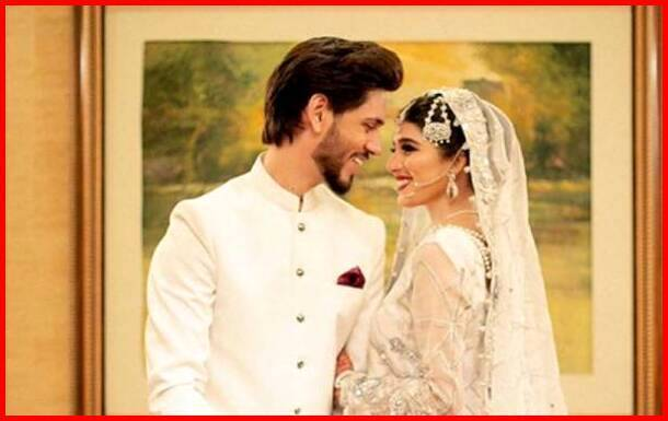 Pakistani Actor VJ Ahmed Goodell got married