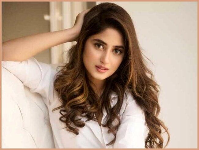 Pakistani Actress Sajal Ali HD Beautiful Wallpapers