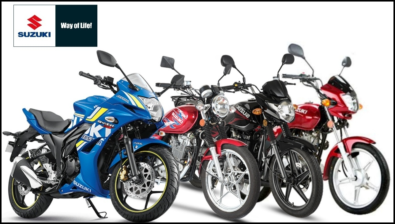 Suzuki Bike Price in Pakistan