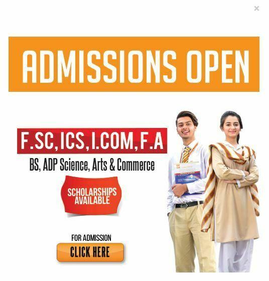 Concordia College F.Sc, ICS, I.Com, F.A Admission