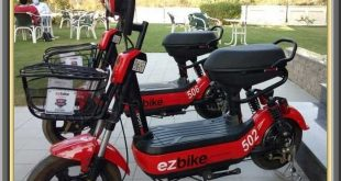 EzBikes Services Charge/Minute in Islamabad and Rawalpindi