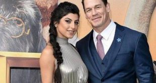 Hollywood star and wrestler John Cena got married