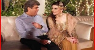Kashmala Tariq with Waqas Khan 2nd Marriage Pictures
