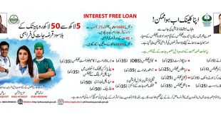 PHF Interest-Free Loan in Pakistan Online Registration