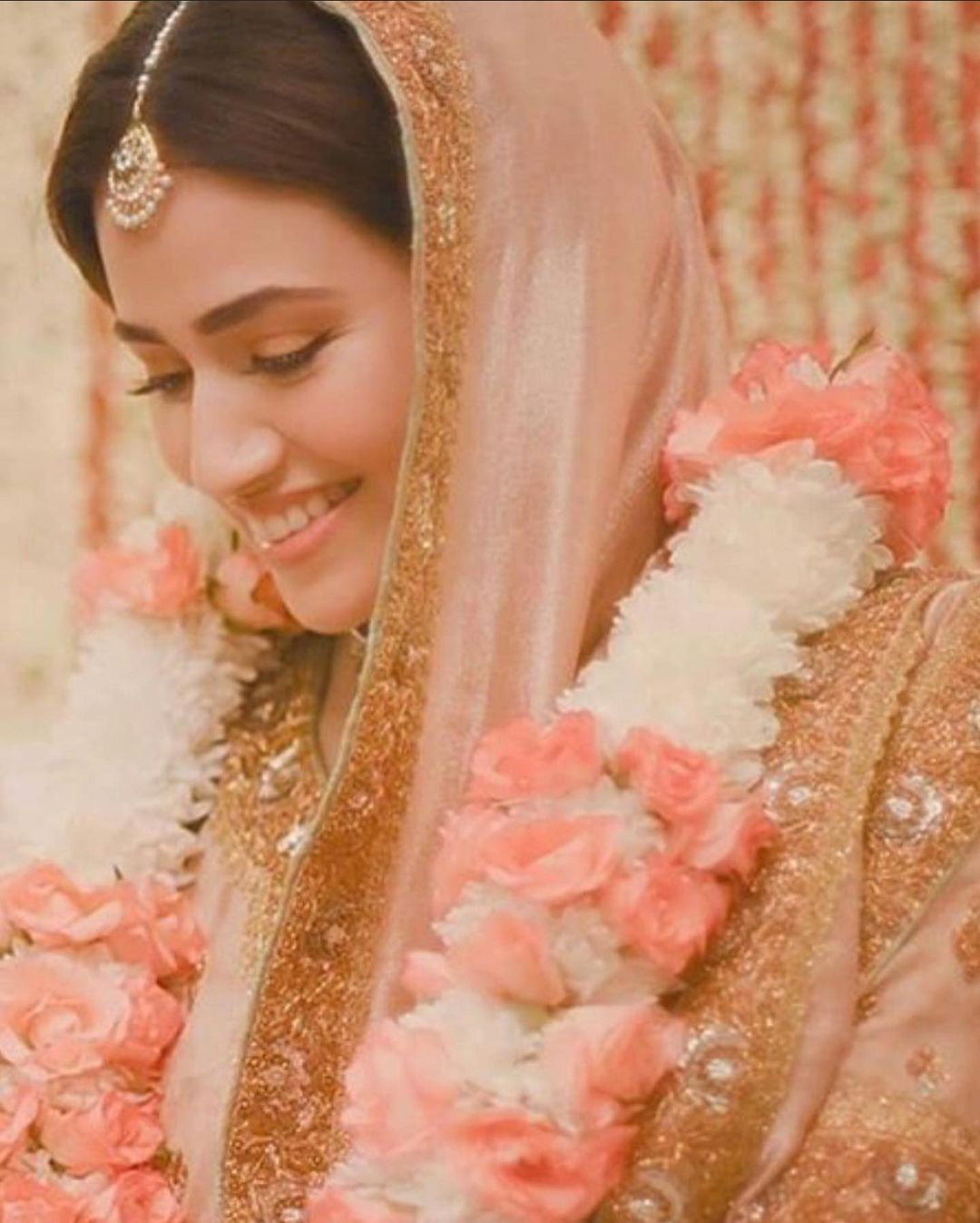 Sana Javed and Umair Jaswal Wedding Pics