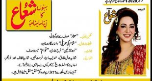 Shuaa – Digest November 2020 Online Reading Download