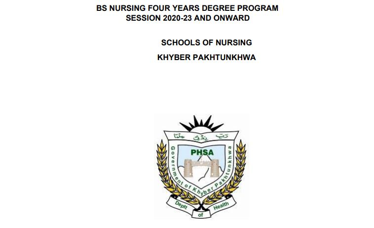 ETEA TEST FOR BS NURSING ONLINE ADMISSION SESSION 2020-23