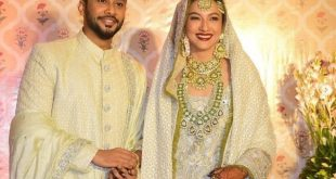 Bollywood Actress Gohar Khan and Zaid Darbar Marriage Pictures