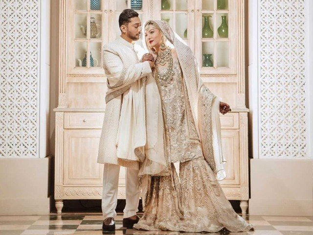 IndianActress Gauhar Khan and Zaid Darbar Marriage Pictures