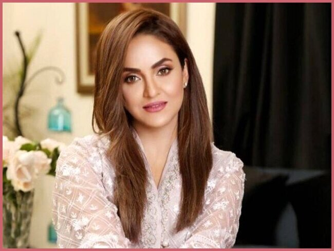 Nadia Khan engagement Pictures