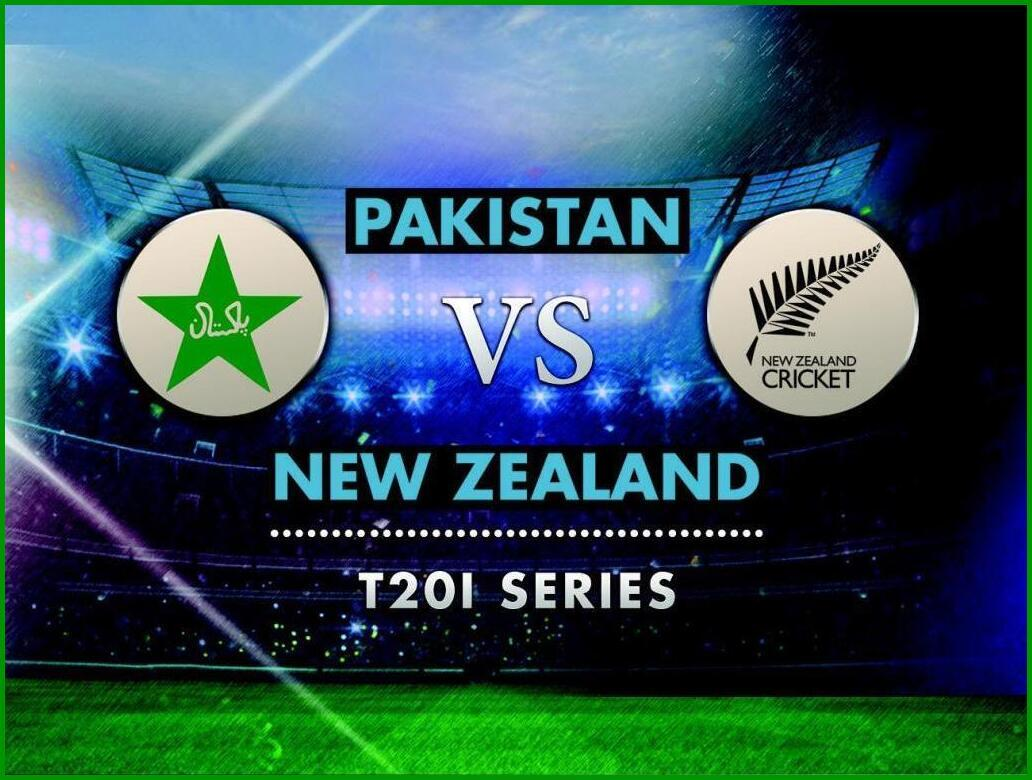 Pakistan vs New Zealand T20 Series 2020