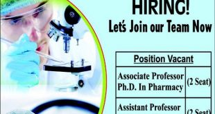 COMAND COLLEGE OF ALLIED HEALTH SCIENCES JOBS