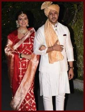 Actress Dia Mirza 2nd Marriage Pictures