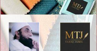 MTJ Tariq Jamil Fashion Brand