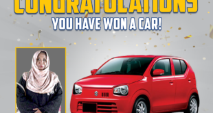 lu biscuits qurandazi Car Winner