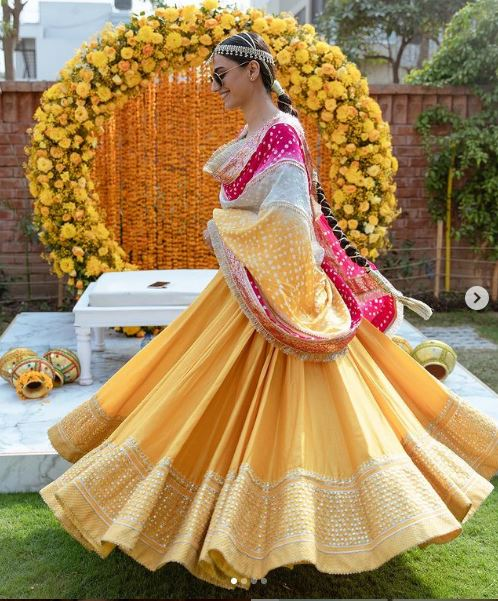 Actress Rehmat Ajmal Marriage Pictures
