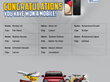 LU Biscuits Lucky Draw Smart Phones Winner Name List