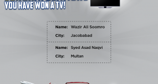 LU Biscuits Lucky Draw TV Winner Name List