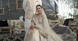 Actress Mansha Pasha Marriage Pictures