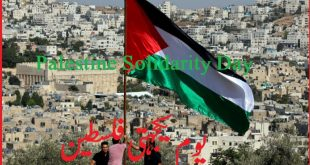 Palestine Solidarity Day 21st May 2021