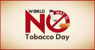 World No Tobacco Day in Pakistan on 31st May 2021