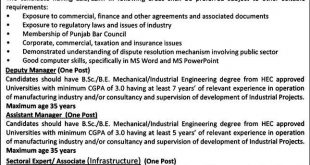 Punjab Board of Investment and Trade (PBIT) Jobs 2021