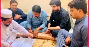 Jamshed Dasti Marriage Pictures