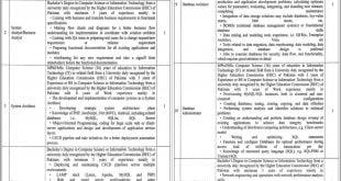 PMIU Jobs 19th July 2021